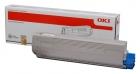 Original Oki Toner 44844508 Schwarz