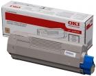 Original Oki Toner 45396304 Schwarz