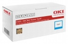 Original OKI Toner C332 / MC 363 46508711 Cyan
