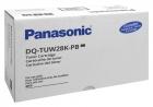 Original Panasonic Toner DQ-TUW28K-PB Schwarz