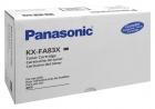 Original Panasonic Toner KX-FA83X Schwarz