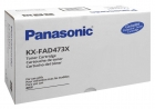 Original Panasonic Trommel Kit KX-FAD473X Schwarz
