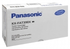 Original Panasonic Toner KX-FAT390X Schwarz