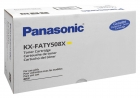 Original Panasonic Toner KX-FATY508X Yellow