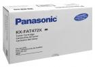 Original Panasonic Toner KX-FAT472X Schwarz