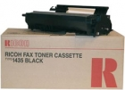 Original Ricoh Toner 430244 / Type 1435 Schwarz