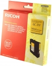 Original Ricoh Patronen GC-21Y Yellow / Gelb