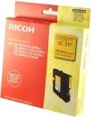 Original Ricoh Patronen GC-21Y Yellow / Gelb