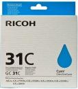 Original Ricoh Patronen GC-31C Cyan