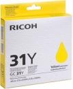Original Ricoh Patronen GC-31Y Yellow / Gelb