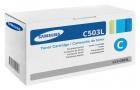 Original Samsung Toner CLT-C503L Cyan
