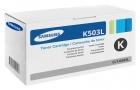 Original Samsung Toner CLT-K503L Schwarz