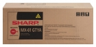 Original Sharp Toner MX61GTYA Gelb
