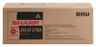 Original Sharp Toner MX61GTBA Schwarz