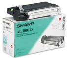 Original Sharp Toner  AL-100TD