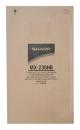 Original Sharp Resttonerbehälter MX-230HB