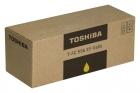 Original Toshiba Toner T-FC 556 EY 6AK00000362 Gelb