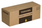 Original Toshiba Toner T-FC505E-Y / 6AJ00000147 Gelb