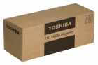 Original Toshiba Toner TFC35EM / 6AJ00000052 Magenta