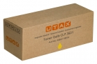 Original Utax Toner CLP 3621 / 4462110016 Gelb