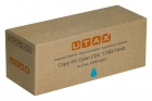 Original Utax Toner 654010011 Cyan