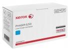Original Xerox Toner 106R00672 Cyan