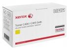 Original Xerox Toner C400 / C405 106R03501 Gelb