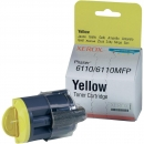 Original Xerox Toner 106R01273 Yellow / Gelb