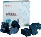 Original Xerox Festtinte 108R00746 6x Cyan