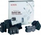 Original Xerox Festtinte 108R00749 6x Schwarz
