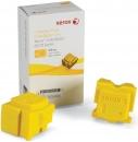 Original Xerox Festtinte 108R00933 2x Gelb