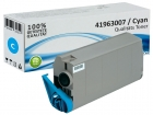 Alternativ OKI Toner C7100 C7300 C7350 C7500 Cyan