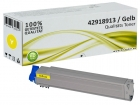 Alternativ OKI Toner C9600 C9650 C9800 C9850 Gelb