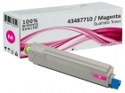 Alternativ OKI Toner C8600 C8800 Magenta