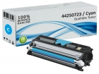 Alternativ Toner OKI C110 C130 C160 Cyan
