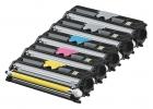 Alternativ Toner OKI C110 C130 C160 5er Sparset