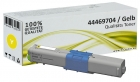 Alternativ OKI Toner 44469704 Gelb