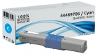 Alternativ OKI Toner 44469706 Cyan