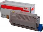 Original Oki Toner 45396301 Gelb