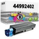 Alternativ OKI Toner B401 44992402 Schwarz