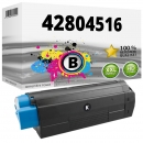 Alternativ OKI Toner C3100 42804516 Schwarz