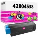 Alternativ OKI Toner C3200 42804538 Magenta