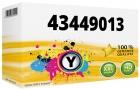Alternativ OKI Trommel 43449013 Yellow / Gelb