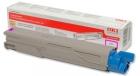 XL Original OKI Toner 43459330 Magenta