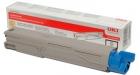 XL Original OKI Toner 43459332 Schwarz