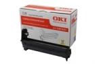 Original OKI Trommel 43870021 Gelb