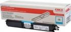 XL Original OKI Toner 44250723 Cyan