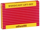 Original Olivetti Lift-Off-Tape 80673 Weiss