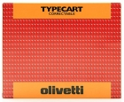 Original Olivetti Correctable-Film 80836 Schwarz