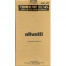 Original Olivetti Toner B0480 Schwarz
